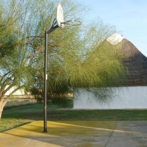 Pista de bàsquet